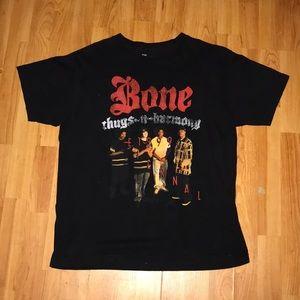 Vintage bone thugs n harmony short sleeve